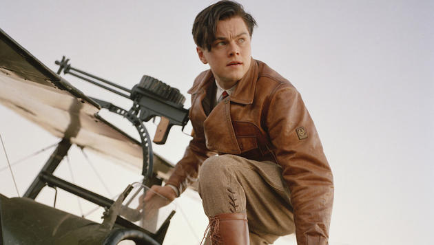 "Leonardo DiCaprio in ""The Aviator"" (Bild: AP)"