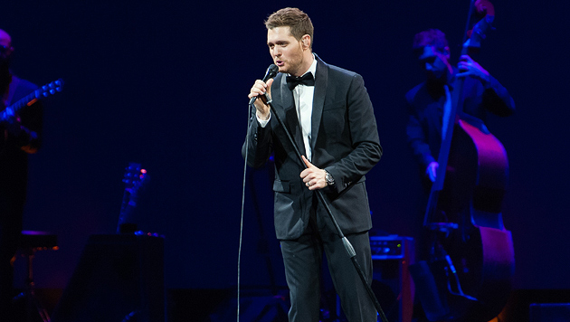 Michael Bublé brachte Wien zum Swingen (Bild: Andreas Graf)