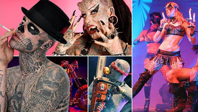 Wildstyle & Tattoo Messe gastiert in Österreich (Bild: wildstyle.at)