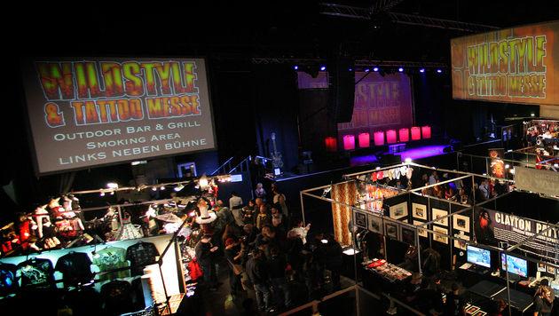 Wildstyle & Tattoo Messe gastiert in Österreich (Bild: Mike Auer/Wildstyle & Tattoo Messe)