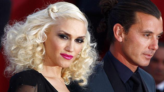 Gwen Stefani und Gavin Rossdale (Bild: GUILLAUME HORCAJUELO/EPA/picturedesk.com)