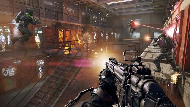 """Studie zeigt: """"Killerspiele"""" stumpfen nicht ab (Bild: Activision)"""