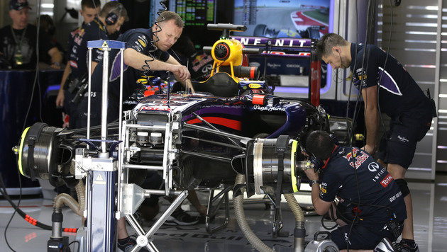 Vettel und Red Bull: Vom Dream-Team zum Albtraum (Bild: AP)