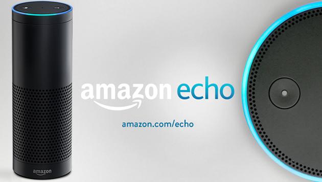 """Amazon stellt Drahtlos-Lautsprecher """"Echo"""" vor (Bild: Amazon)"""