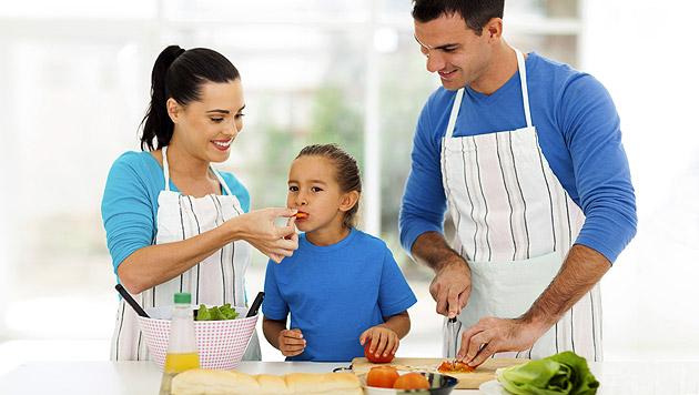 einfache rezepte zum ausprobieren f r kinder kinderleicht kochen familie. Black Bedroom Furniture Sets. Home Design Ideas
