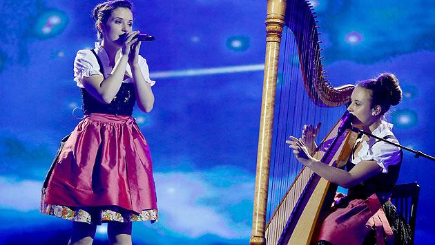 Harfonie (Bild: ORF/Milenko Badzic)