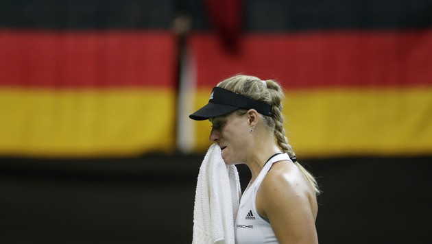 Angelique Kerber (Bild: AP)