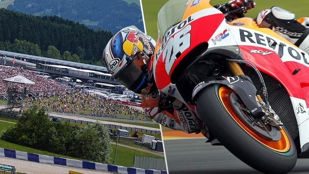 MotoGP kehrt 2016 nach Österreich zurück (Bild: APA/EPA/MANUEL BRUQUE, APA/EPA/DAVID EBENER)