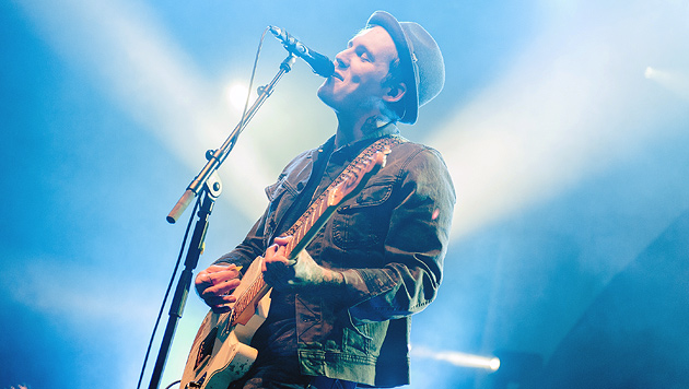The Gaslight Anthem lieferten Karriere-Querschnitt (Bild: Andreas Graf)