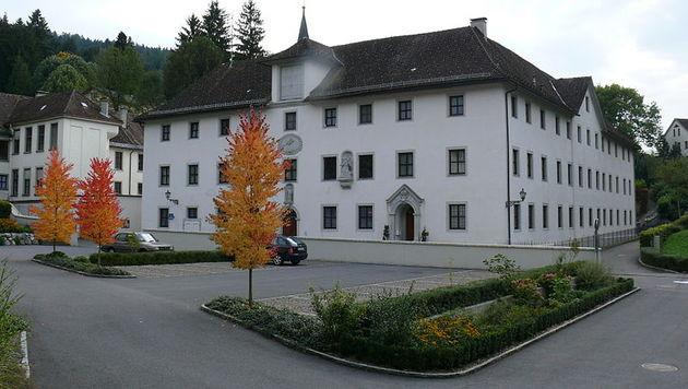 """Die Ordensniederlassung von """"Das Werk"""" in Bregenz-Thalbach (Bild: ConnieConan)"""