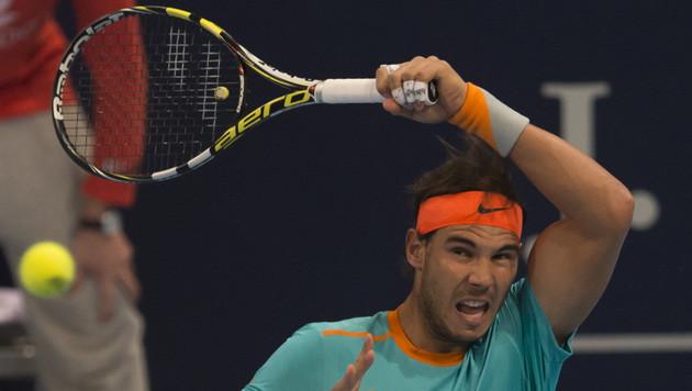 Rafael Nadal - Rätsel um den kranken Superstar! (Bild: AP)