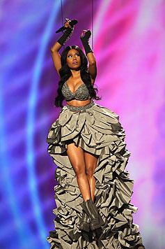 Nicki Minaj (Bild: EPA)