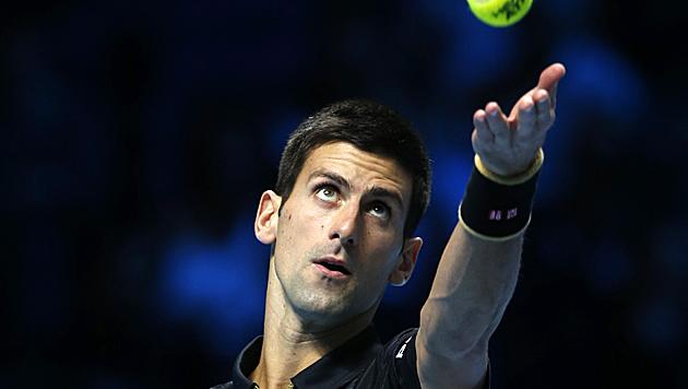 Djokovic und Wawrinka zum Auftakt souverän (Bild: AP)