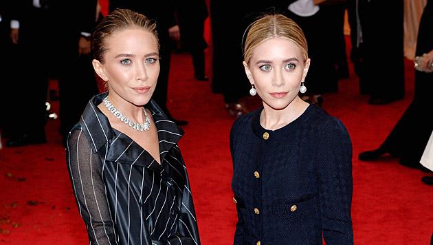 Schon vor Kurzem waren die ersten Unterschiede bei Mary-Kate Olsen erkennbar. (Bild: APA/EPA/JUSTIN LANE)