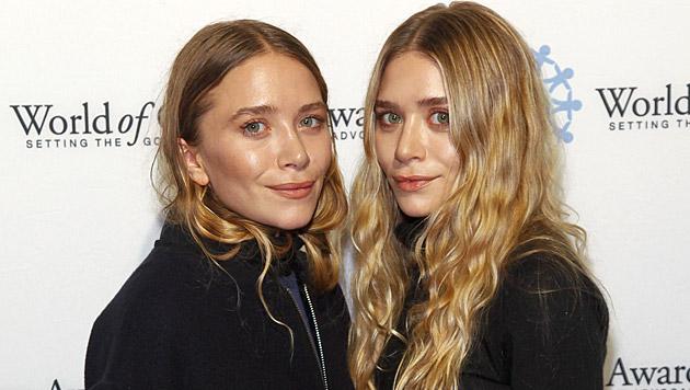 Mary-Kate schaut mittlerweile ganz anders aus als Ashley Olsen. (Bild: Andy Kropa/Invision/AP)