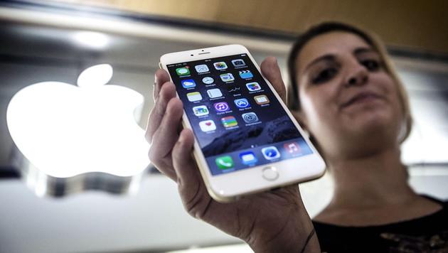 Apples Gesundheits-Service erobert US-Spitäler (Bild: EPA)
