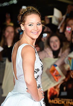 Jennifer Lawrence (Bild: AP, EPA)