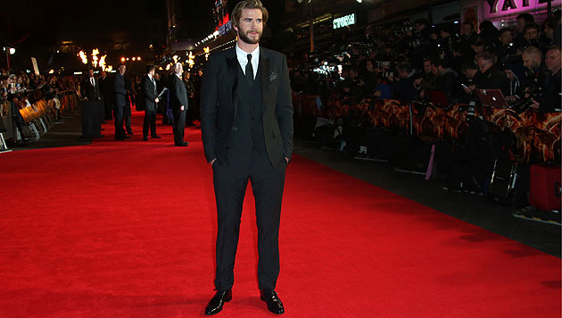 Liam Hemsworth (Bild: AP, EPA)