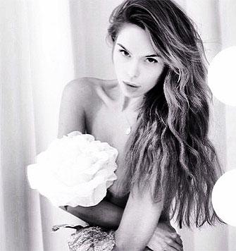 Liliana Nova zeigt sich auf ihrer Instagram-Seite gerne erotisch. (Bild: instagram.com/lilianahouseofnova)