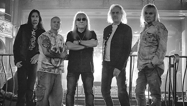 """Uriah Heep: """"Es gibt nicht nur Rock """"n"""" Roll"""" (Bild: Frontiers Records)"""