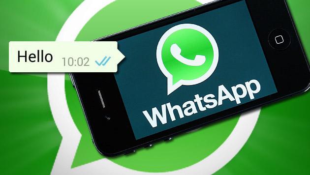 WhatsApp-Mitgründer verlässt das Unternehmen (Bild: AFP, whatsapp.com, krone.at-Grafik)