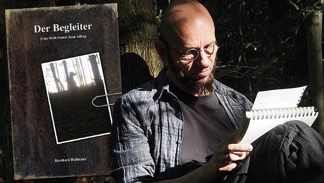 """""""Der Begleiter"""": Wie ein Hund Leben veränderte (Bild: Moondark Verlag)"""