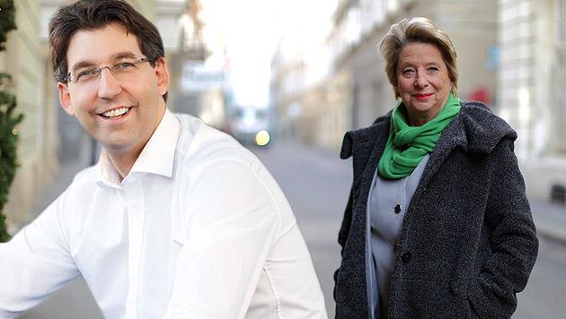 ÖVP Wien: Ursula Stenzel muss Platz machen (Bild: ÖVP Innere Stadt, Gerhard Bartel)
