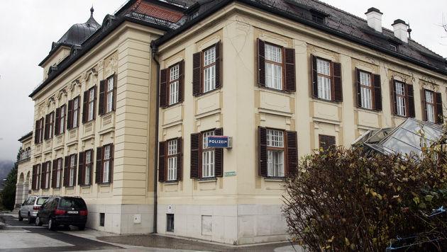 In dieser Polizeistation kam es zum Mordversuch. (Bild: Klaus Kreuzer)