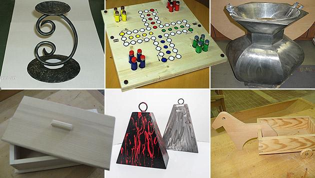 Produkte von Häftlingen in Online-Shop erhältlich (Bild: justiz.gv.at)