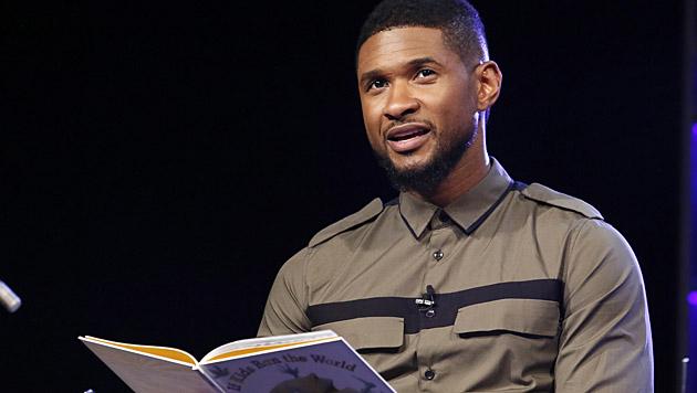 Von Usher ist ein Sextape aufgetaucht. (Bild: Stuart Ramson/Invision/AP)