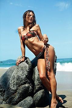 Mit diesen Modellen macht Alessandra Ambrosio Victoria's Secret Konkurrenz. (Bild: ále by alessandra)