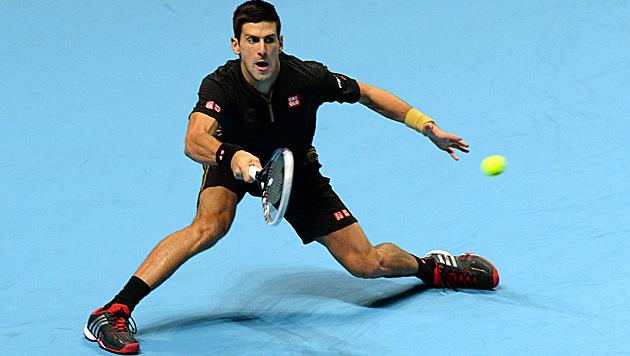 "Djokovic zu Jung-Stars: ""Wird interessantes Jahr"" (Bild: APA/EPA/FACUNDO ARRIZABALAGA)"