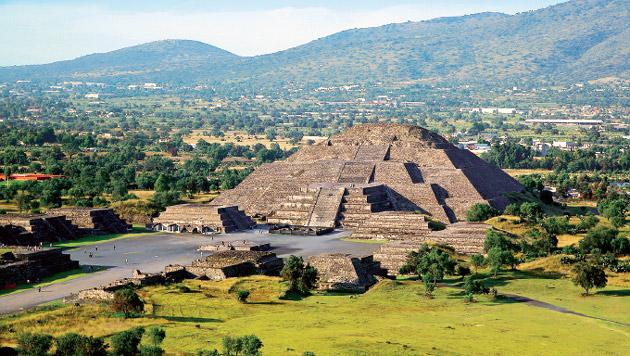 Mexiko zeigt sich bunter und aufregender denn je (Bild: Karl Grammer)