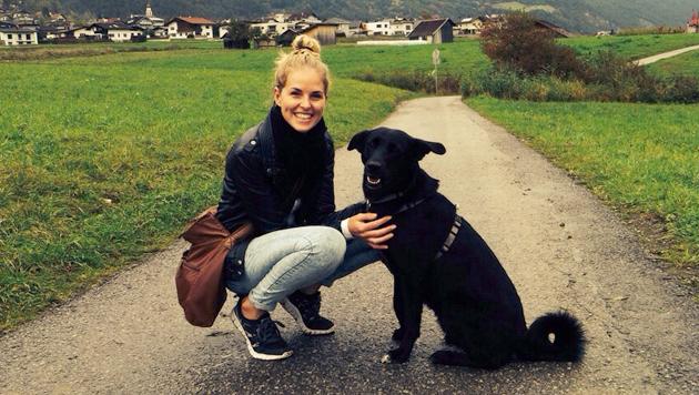 """Tiere sagen Danke - """"Mina"""" (Bild: privat)"""