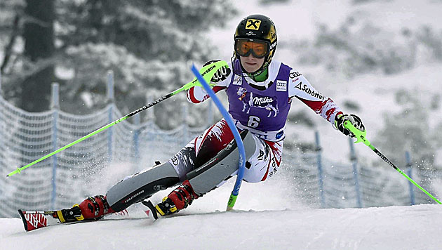 Kathrin Zettel hört auf! Ski-Ass beendet Karriere (Bild: AP)