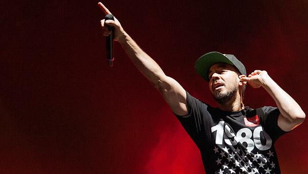 Linkin Park lieferten erleuchtetes Hit-Stakkato (Bild: Andreas Graf)