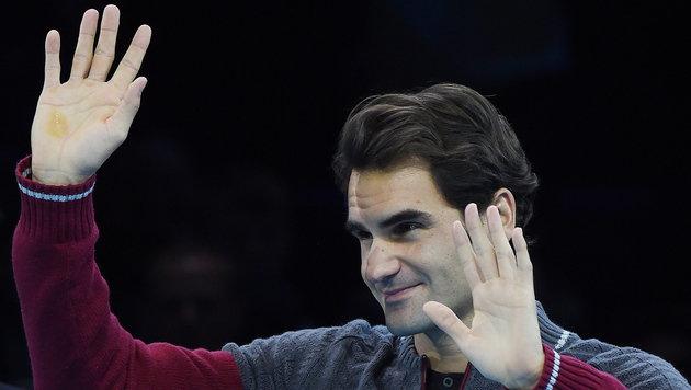 Federer verletzt! Nun wackelt auch Daviscup-Finale (Bild: AP)
