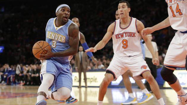 New York Knicks beenden Pleitenserie in der NBA (Bild: AP/Kathy Willens)