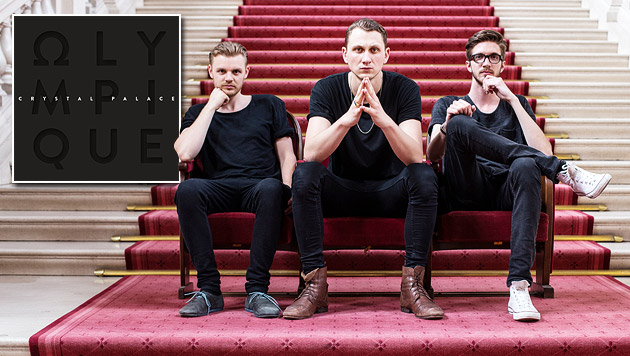 Olympique setzen zur Indie-Rock-Thronbesteigung an (Bild: Matthias Heschl)