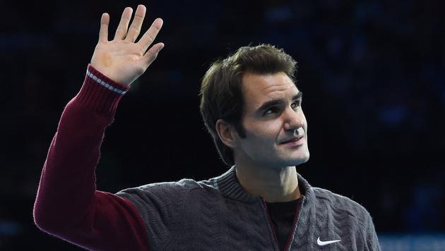 Roger Federer hofft auf Davis-Cup-Einsatz (Bild: AP/Tim Ireland)
