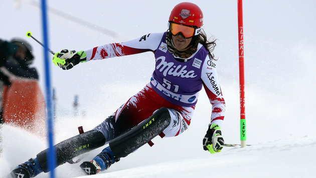 Saison-Aus für ÖSV-Läuferin Rosina Schneeberger (Bild: GEPA)