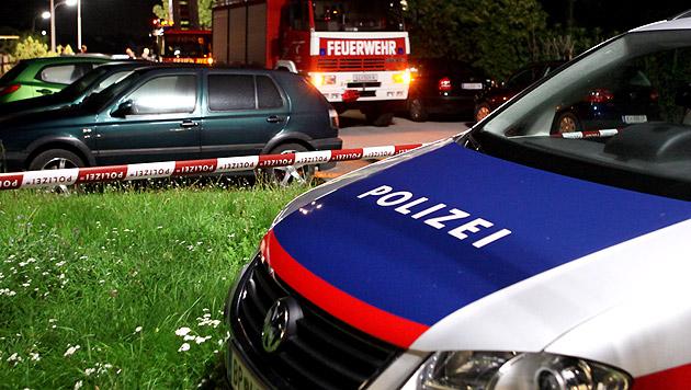 Schlepper springt aus fahrendem Kleinbus - Unfall (Bild: APA/Rubra (Symbolbild))