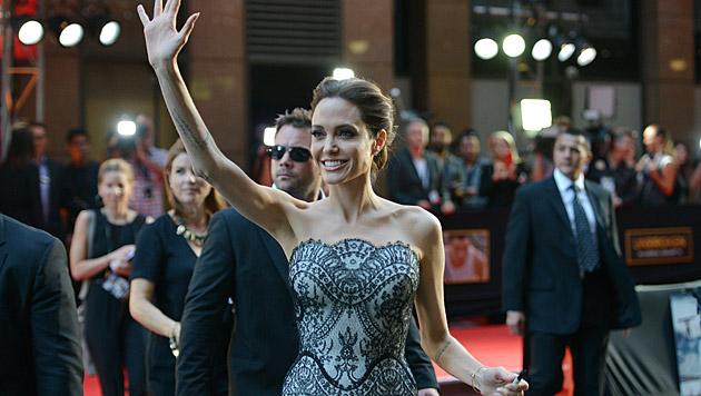 Angelina Jolie (Bild: AFP)