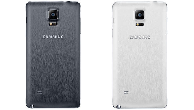 Galaxy Note 4: Handy-Riese mit Traum-Display (Bild: Samsung)