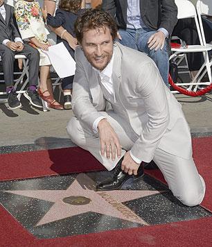 Matthew McConaughey (Bild: EPA)