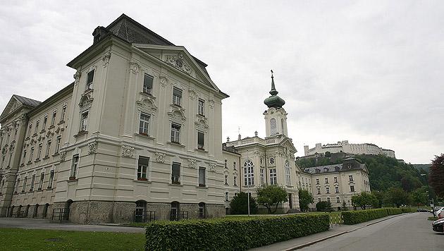 Das Seniorenheim im Salzburger Nonntal (Bild: Andreas Tröster)