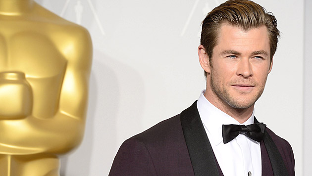 Chris Hemsworth (Bild: APA/EPA/PAUL BUCK)
