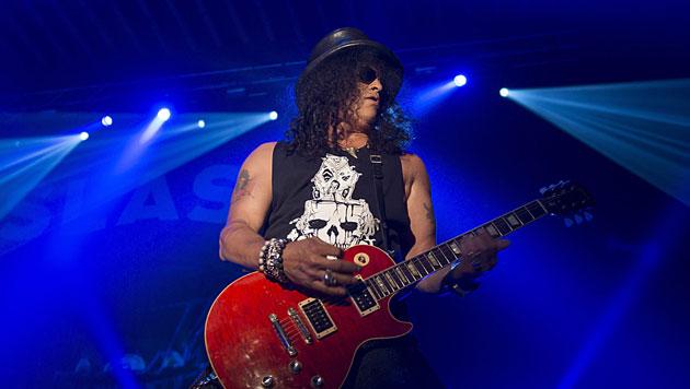 'Es wird keine Guns 'N Roses-Reunion geben. ' (Bild: EPA)