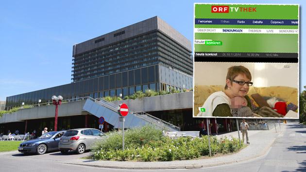 Dagmar Juric wurde vom AKH abgewiesen - vier Stunden später kam ihr Sohn zur Welt. (Bild: Peter Tomschi, Screenshot/tvthek.orf.at)