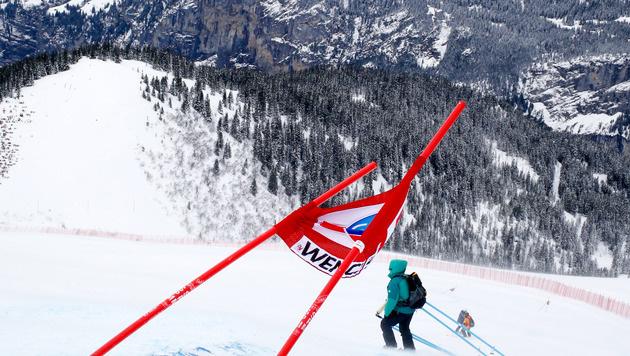 Die gefährlichsten Skipisten der Welt (Bild: GEPA)